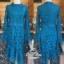 เสื้อผ้าแฟชั่นเกาหลี Valentino lace panel dressOdee&Cutie Daily Fashion 2017- thumbnail 7