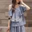 Seoul Secret Say's...Chic Blue Cotty Set thumbnail 3