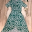 เสื้อผ้าแฟชั่นเกาหลี Lady Ribbon Thailand Normal Ally Present H.M Flower print summer dress thumbnail 4