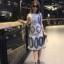 เสื้อผ้าแฟชั่นเกาหลี Normal Ally Present D.S.Y new collection dress thumbnail 6