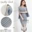 เสื้อผ้าแฟชั่นเกาหลี 2Sister Made, 2Style Lady Smart & Elegant Dress thumbnail 1
