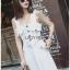 เสื้อผ้าแฟชั่นเกาหลี Lady Ribbon's Made Lady Emma Traveler Minimal Cotton Jumpsuit thumbnail 4