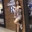 เสื้อผ้าแฟชั่นเกาหลี New Arrival … Don't Miss Normal Ally Present K.S new collection 2018 playsuit thumbnail 4