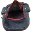 Jeans, Denim Vintage Style Backpack, 14 Stars thumbnail 4