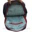 Jeans Denim Backpack, graphics pattern2, Medium Size thumbnail 6