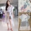 เสื้อผ้าแฟชั่นเกาหลี New Arrival .. Don't Miss!! Present K.S new collection 2018 thumbnail 9