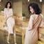 เสื้อผ้าแฟชั่นเกาหลี New Arrival .. Don't Miss!! Normal Ally Present Boutique and classy dress thumbnail 3