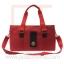 Handbag horizontal rectangle shape, work, leisure and vacation bag, good quality thumbnail 8