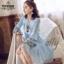 เสื้อผ้าแฟชั่นเกาหลี Normal Ally Present Embroidered Bohemian style dress thumbnail 4
