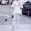 เสื้อผ้าแฟชั่นเกาหลี Seoul Secret Say's... Chic Ivy Rosy Stick Set thumbnail 5