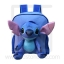 Preschool, Nursery school, Genuine Brand, Cartoon Backpack, lint, Stitch thumbnail 1