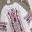 เสื้อผ้าแฟชั่นเกาหลี Normal Ally Present Bohemian Embroidered maxi dress thumbnail 5