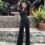 เสื้อผ้าแฟชั่นเกาหลี Normal Ally Present Boutique Kiran brand style classy playsuit thumbnail 3