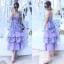 เสื้อผ้าแฟชั่นเกาหลี Normal Ally Present Secret garden premium dress thumbnail 2