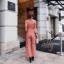 เสื้อผ้าแฟชั่นเกาหลี New arrival ... Don't Miss!! Normal Ally Present Classy Lace Jumpsuit thumbnail 3