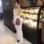 เสื้อผ้าแฟชั่นเกาหลี Normal Ally Present Lace summer playsuit thumbnail 5