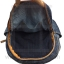 Jeans Denim Backpack, Skull embroidery, Vintage style, High Quality, Genuine Brand thumbnail 5