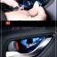 เบ้ารองมือเปิดด้านใน MAZDASPEED สีน้ำเงิน CX-3 thumbnail 4