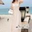 เสื้อผ้าแฟชั่นเกาหลี Lady Ribbon Thailand Seoul Secret Say'...Present Elegance Lace Collection Dress thumbnail 1