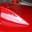 เสาอากาศครีบฉลาม Mazda 3 ทรงศูนย์ สีแดง Soul Red thumbnail 2