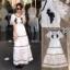 เสื้อผ้าแฟชั่นเกาหลี New Arrival .. Don't Miss!! Present Princess lace with Diamond thumbnail 9