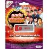 USB MP3 แฟลชไดรฟ์ ลูกทุ่งซุปเปอร์คลาสสิค(ต้นแบบเดิม) ชุด 4