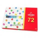 สีไม้ COLLEEN 72 สี