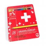 Caran d'Ache Swisscolor 18 สี