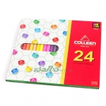 สีไม้ COLLEEN 24 สี