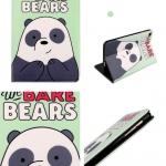 เคสการ์ตูน We BARE BEARS (เคส iPad 9.7 2017)