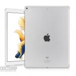 เคสซิลิโคนใส TPU ใส่คู่กับ Smart Keyboard หรือ Smart Cover (เคส iPad Pro 12.9)