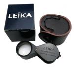 กล้องส่องพระ Leika 10x18mm ( สีดำ )