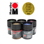 Marabu #584 Glitter Gold