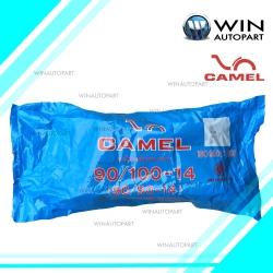 3.00-14 , 90/100-14 , 90/90-14 TR13 ( จุ๊บตรง ) ยางใน ยี่ห้อ CAMEL
