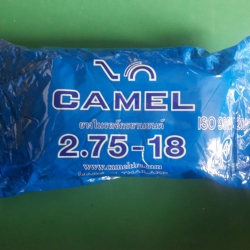 2.75-18 TR4 ยางใน ยี่ห้อ CAMEL (เทียบเท่า 80/90-18)