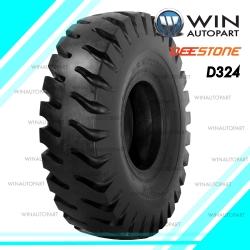 18.00-25 ยี่ห้อ DEESTONE รุ่น D324 TL ยางรถขนดินขนาดใหญ่ 40 PR