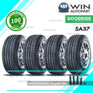 ยางรถ SUV / เก๋ง ขนาด 265/35R18 รุ่น SA37 ยี่ห้อ GOODRIDE / TH 97YXL ( 1 ชุด : 4 เส้น )