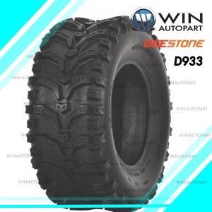 25X10.00-12 ยี่ห้อ DEESTONE รุ่น D933 TL ยางรถเอทีวี (ATV)