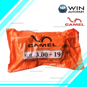 3.00-19 TR4 ยางใน ยี่ห้อ CAMEL (เทียบเท่า 90/90-19)