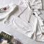 เสื้อเนื้อผ้าโฟรเวย์โทนสีขาวออฟไวท์ thumbnail 9