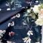 จั้ม Suit ขาสั้นดีเทลเนื้อผ้าพิมพ์ลายดอกไม้ thumbnail 12