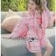 Lady Erika Bubblegum Crop Top and Skirt Set thumbnail 4