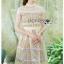 Lady Ribbon Dress เดรสสีเหลืองพาสเทล thumbnail 4