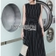 Lady Ribbon Sleeveless Dress เดรสแขนกุดมินิมัล thumbnail 1