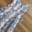 เดรสผ้าออร์แกนซ่าโปร่งปักลาย thumbnail 10