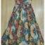 Maxi Dress เกาหลีเดรสสายเดี่ยว thumbnail 9