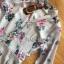 Chiffon Shirt Dress เชิ้ตเดรสผ้าชีฟอง thumbnail 7