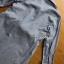 Grey Striped Lady Ribbon Shirt Dress thumbnail 6