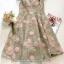 เดรสสีดอกไม้สวยหวานด้วยสีชมพูแบบพาสเทล thumbnail 9