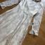 Lace Dress เดรสผ้าลูกไม้สีออฟไวท์ thumbnail 6